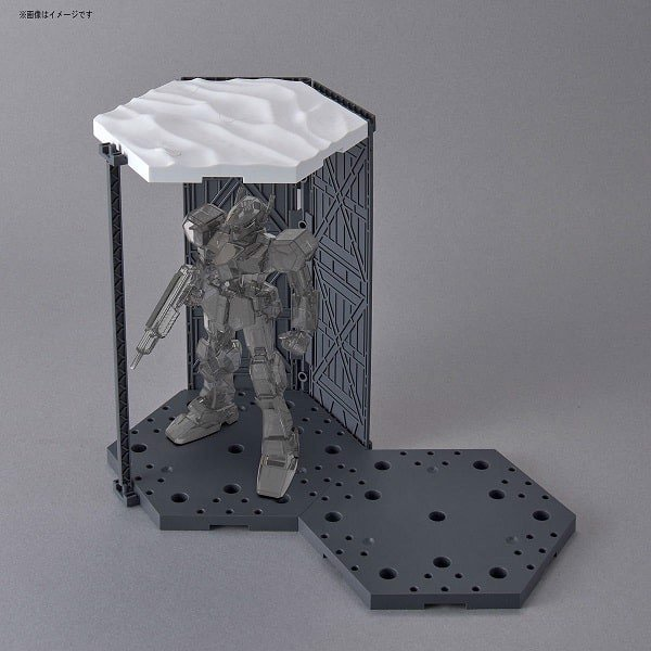 Action Base Customize Scene Base 03 - Snowfield Ver Sa bàn tuyết
