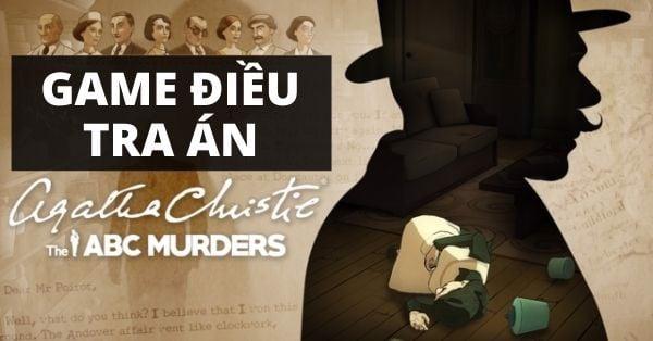 Agatha Christie The ABC Murders Nintendo Switch