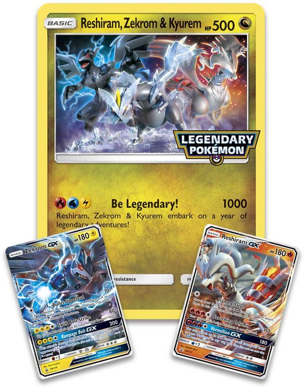 mua bài Pokemon Dragon Majesty Legends of Unova GX Premium Collection tại nShop