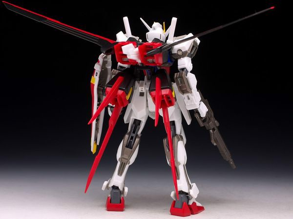 Aile Strike Gundam Robot Spirits Side MS nshop