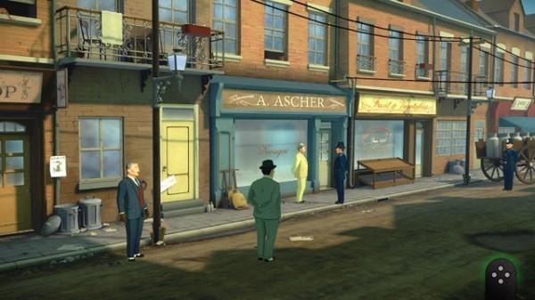 gameplay Agatha Christie - The ABC Murders