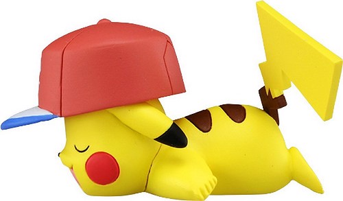 Alola Hat Pikachu Pokemon Figure