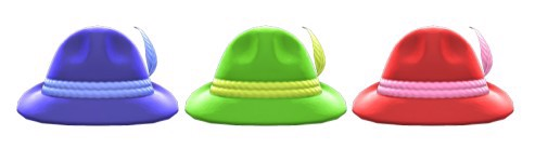Alpinist Hat trong Animal Crossing New Horizons
