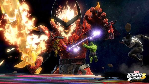 cửa hàng game bán Marvel Ultimate Alliance 3 The Black Order Nintendo Switch