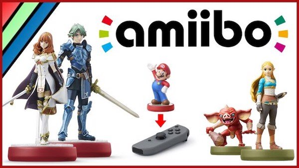 amiibo Nintendo Switch