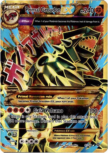 ANCIENT ORIGINS BOOSTER PACK (POKÉMON TRADING CARD GAME - XY)