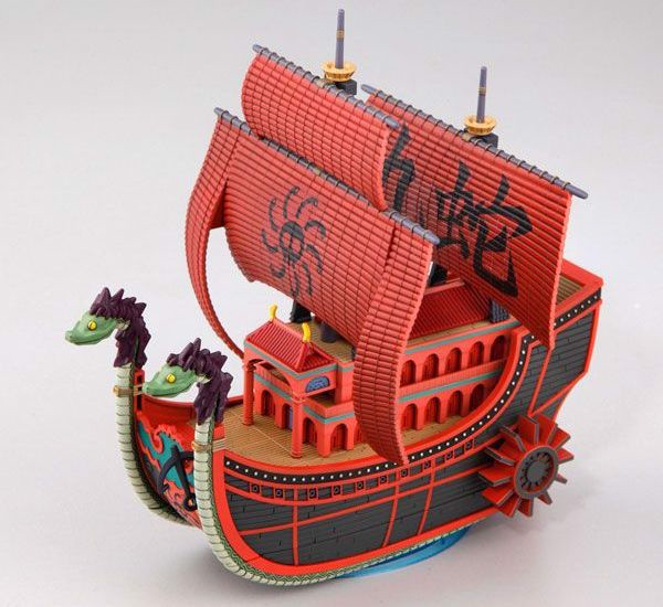 cửa hàng đồ chơi bán Nine Snake Pirate Ship One Piece Grand Ship Collection