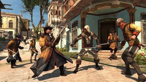 cửa hàng bán game Assassin