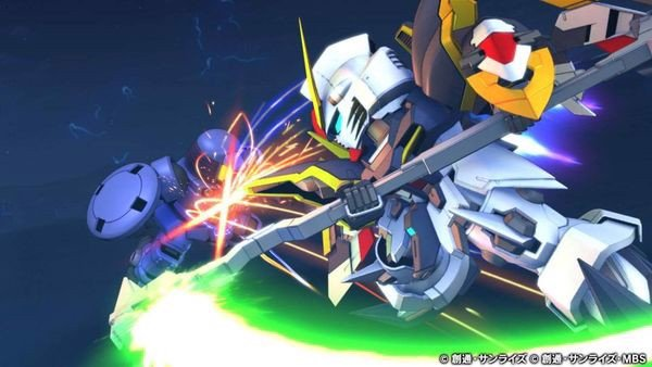 cửa hàng game bán SD Gundam G Generation Cross Rays cho ps4 Nintendo Switch