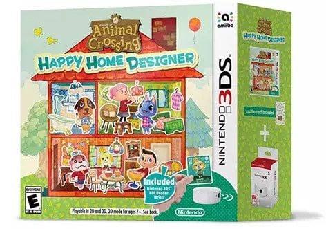 Animal Crossing Happy Home Designer NFC Reader Bundle