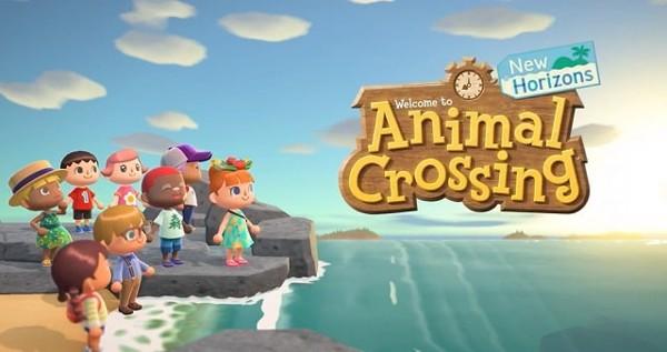 Animal Crossing New Horizons game hay nintendo switch