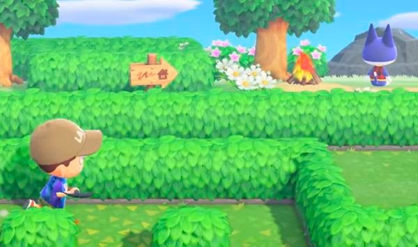 Animal Crossing New Horizons may day tour