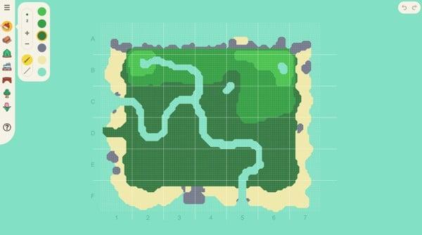 Hướng dẫn cách chơi Animal Crossing New Horizons Thiết kế lại đảo bằng Happy Island Design