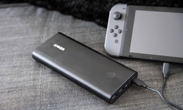 Anker charger for Nintendo Switch nShop Việt Nam