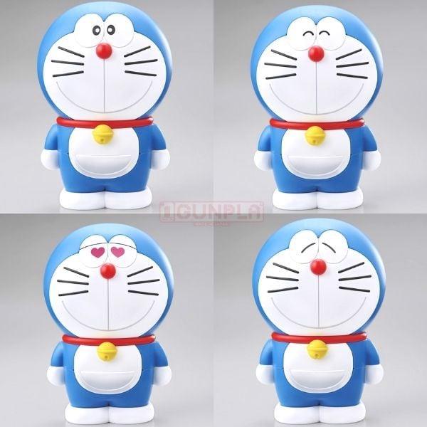 Mô hình lắp ráp Doraemon Entry Grade chính hãng  Bandai Shop mô hình Gundam HCM