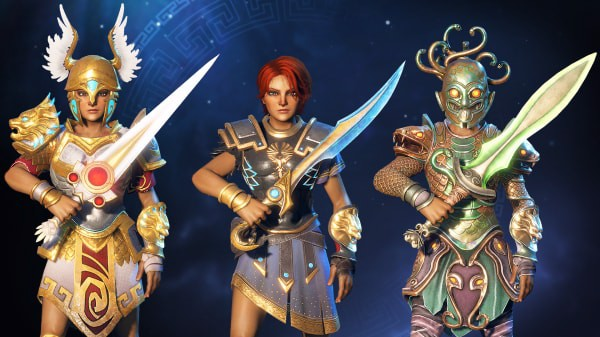 Armor Immortals-Fenyx-Rising_2020 Game thế giới mở Ubisoft