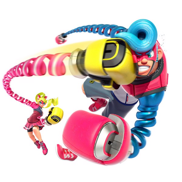 Arms cho Nintendo Switch