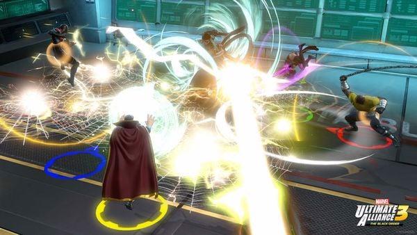muagame Marvel Ultimate Alliance 3 The Black Order Nintendo Switch tại Việt Nam