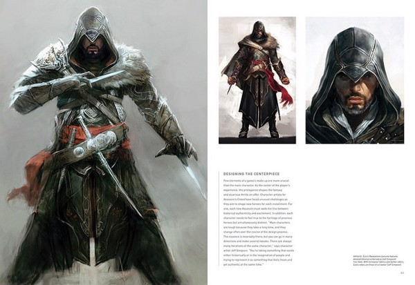 Assassins Creed The Complete Visual History shop