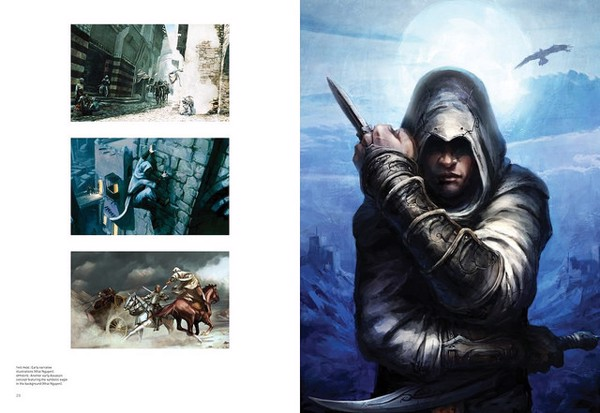 Assassins Creed The Complete Visual History vietnam