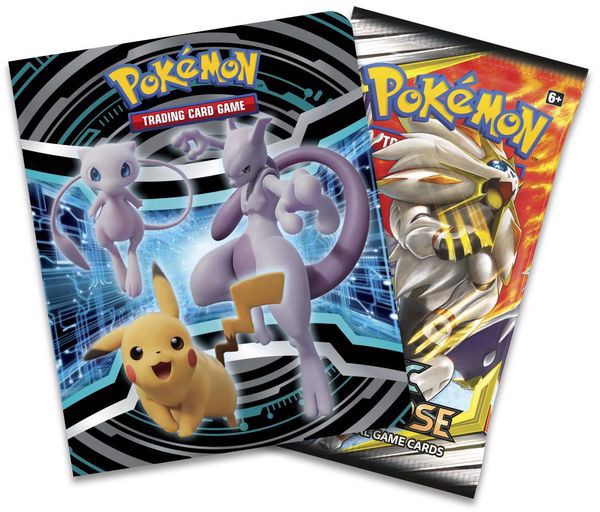 bài Pokemon Collector Chest Mewtwo Strikes Back Evolution real
