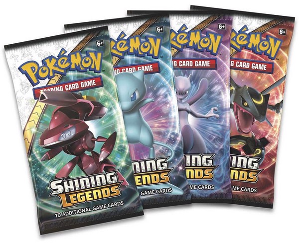 bài pokemon Shining Legends Collector Chest