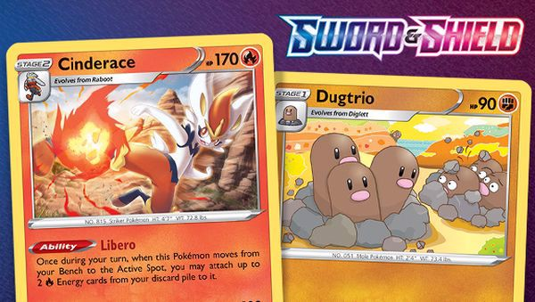 bài Pokemon Sword & Shield đẹp