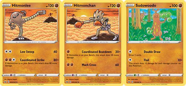 bài pokemon sword shield hitmonchan
