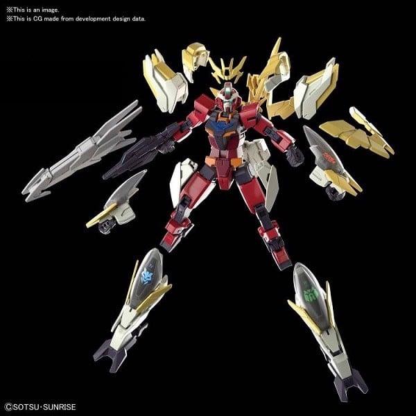 Bán Mô hình Gundam Anima Rize Core Gundam giá rẻ Shop Gundam HCM