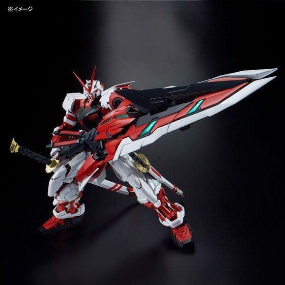 Bản thiết kế Gundam Astray Red Frame Kai