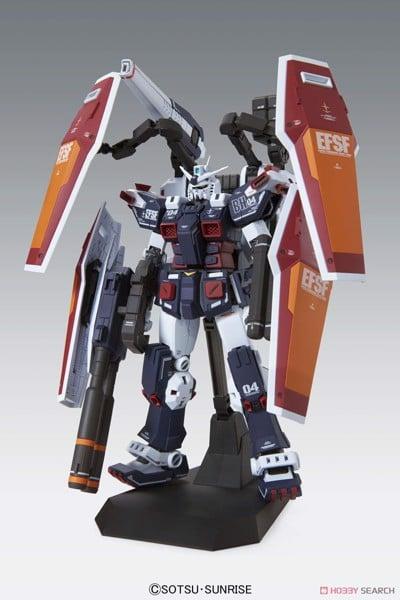 Bản thiết kế Gundam độc lạ Full Armor Gundam