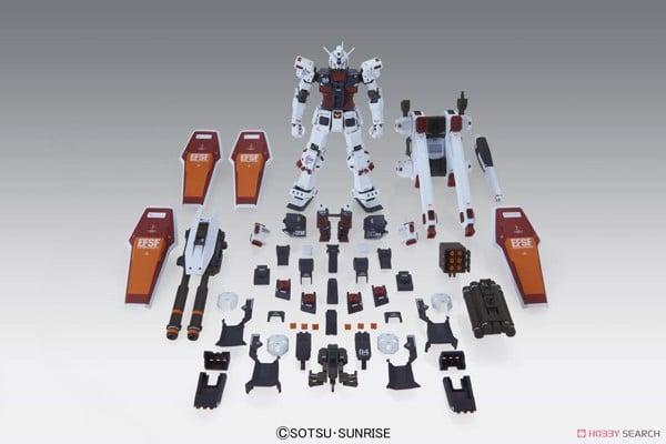 Bản thiết kế Gundam độc lạ Full Armor Gundam chính hãng Bandai