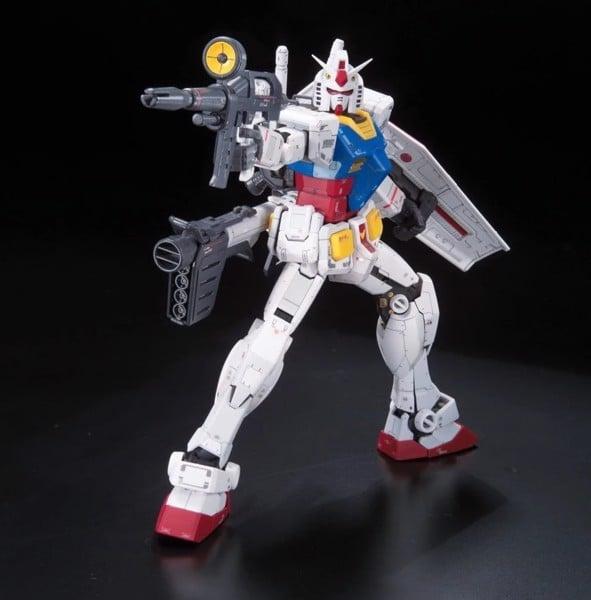 Bản thiết kế Mô hình Gundam RX-78-2 chính hãng Bandai