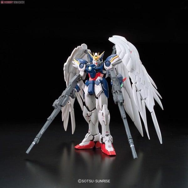 Bản thiết kế Wing Gundam Zero EW Ver Ka chính hãng Bandai Việt Nam