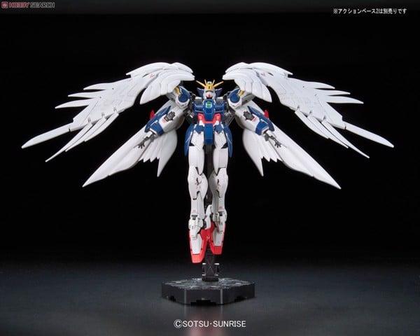 Bản thiết kế Wing Gundam Zero EW Ver Ka chính hãng Bandai Việt Nam HCM