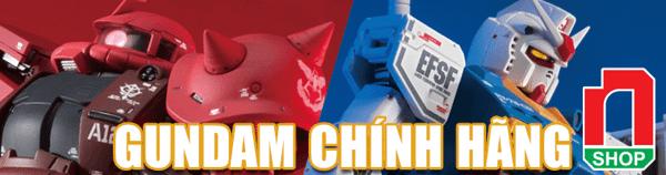 banner gundam origin chính hãng Bandai