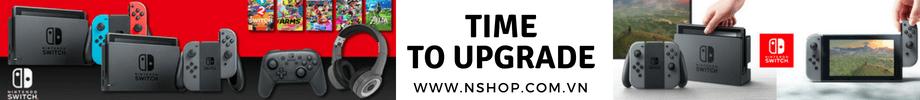 Cửa hàng game Nintendo nShop