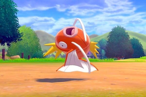 Chiến đấu với Pokemon sẽ nhận được chỉ số EV