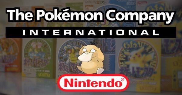 bi mat the pokemon company lich su nintendo