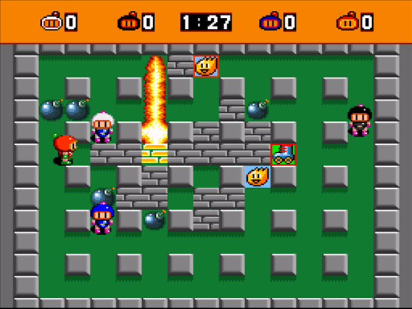 Bomberman Game Battle Royale đầu tiên