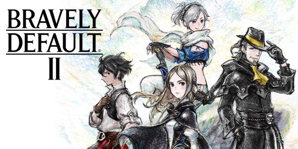 Bravely Default 2 nintendo switch