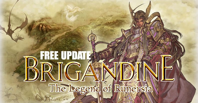 Brigandine The Legend of Runersia update