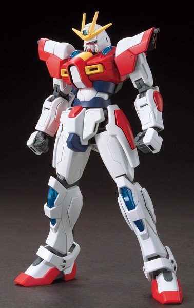 BUILD BURNING GUNDAM HGBF  1144