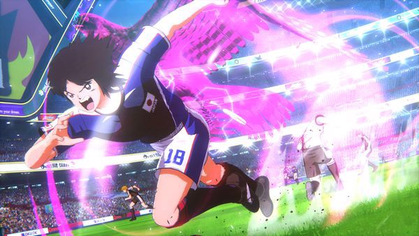 cách chơi Captain Tsubasa Rise of New Champions cho PS4