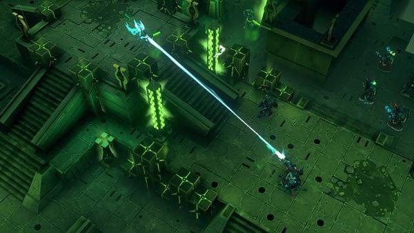 cách chơi game Warhammer 40000 Mechanicus Nintendo Switch