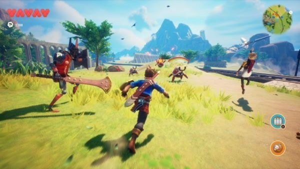 cach choi Oceanhorn 2 Knights of the Lost Realm