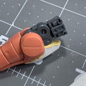 Cách dùng Epoxyn Putty Quick Type Custom Gundam dễ