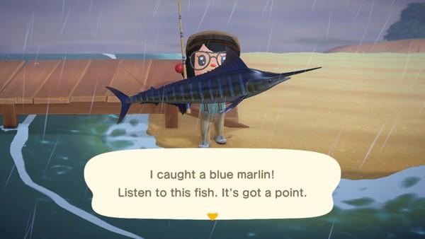 Cách câu cá trong Animal Crossing: New Horizons