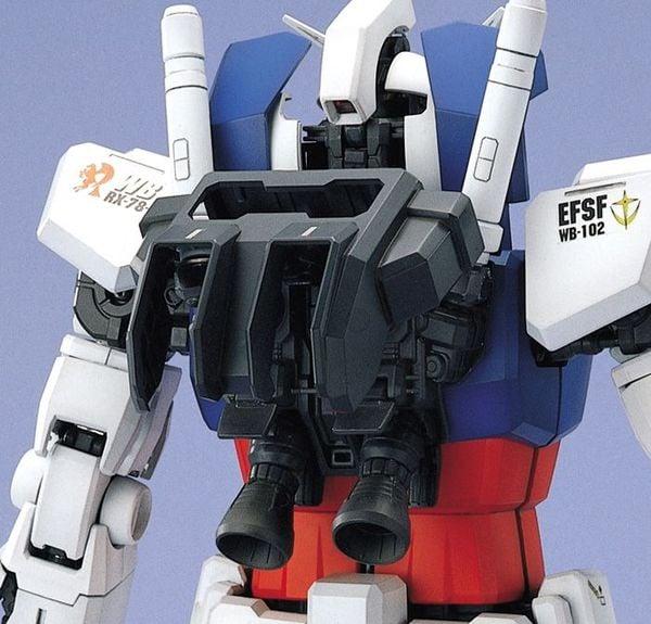 cách làm RX-78-2 Gundam