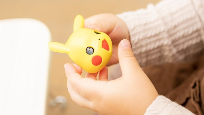 cách lắp ráp Pokemon Plamo Collection Quick pikachu